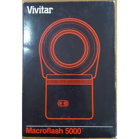 Flash Vivitar Macro 5000