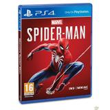 Spider Man Ps4 - Nuevo - Fisico - Original - Sellado