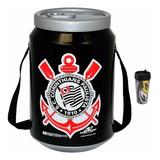 Cooler Cerveja Corinthians Térmico 24 Latas - Protork + Copo
