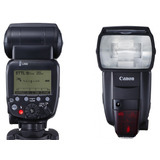 Flash Canon Speedlite 600ex-rt Y Transmisor St-e3-rt Canon