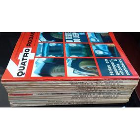 Coleção Revista 4 Rodas Ano 1964