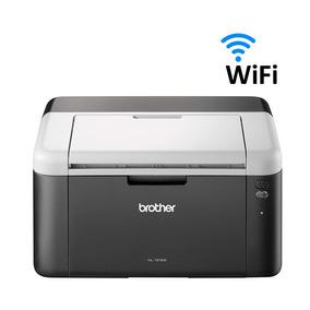 Impresora Laser Brother Hl1212w Monocromatica Wi-fi 21 Ppm