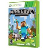 Minecraft Xbox 360 Remate Excelentes Condiciones.