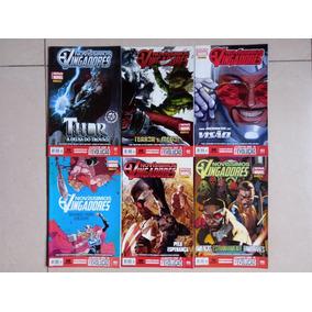 Novíssimos Vingadores, 1 A 6, Panini-totalmente Nova Marvel