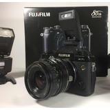 Cámara Digital Fujifilm X-t1 + Lente, Flash Y Battery Grip