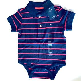 Conjunto Baby Bermuda Camiseta Tommy Hilfiger Original. 1 vendido - Rio de  Janeiro · Body Polo c2a08fd1ef3aa