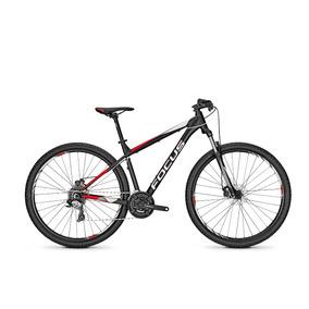 Bicicleta Montaña Focus Whistler Core 29 Negro Blanco