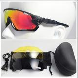 Oculos Ciclismo Com Adaptador Para Lente De Grau - Óculos para ... a19d6c6b46