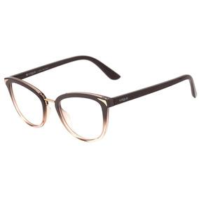 3e50cc8dd1fe2 Oculos Vogue Degrade Armacoes Grau - Óculos no Mercado Livre Brasil