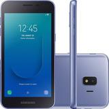Smartphone Samsung Galaxy J2 Core 16gb 5 Dual Chip 4g Prata