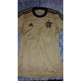 Camisa Flamengo adidas Goleiro 2013