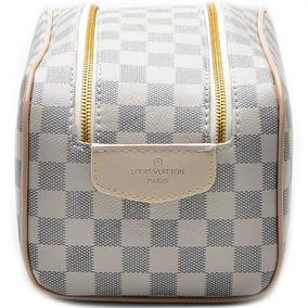 2 Necessaire Louis Vuitton Feminina Masculina Frete Grátis