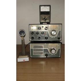 Transmisor Hf, Drake Tr4, Completo Con Sus Adicionales
