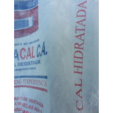 Cal Hidratada Calagricola 8kg X Saco