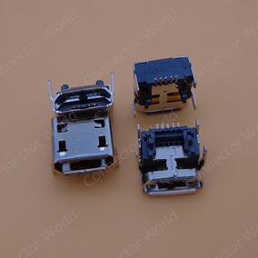 Conector De Carga Caixa De Som Jbl 3 Micro Usb 05und
