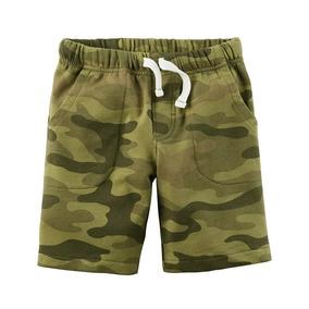 Shorts Camuflado 18 Meses Carters - Novo E Original Seu Fil