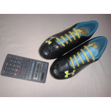 Zapatos Tipo Taco De Futbol Under Armour, Buen Estado Usados