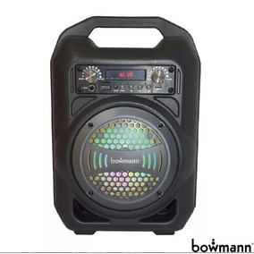 Corneta Inalambrica Bluetooth Bts-300k Bowmanm
