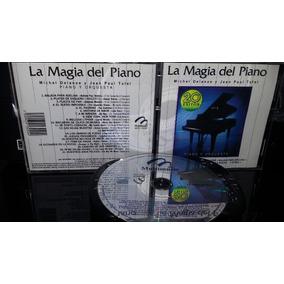 La Magia Del Piano / Michel Delanoe Y Jean Paul Tofel.