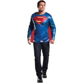 Disfraz Superman Adulto - Disfraces en Mercado Libre Argentina 0a399a8a6795