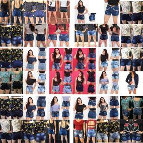 Roupas Femininas Jeans 32/38 Variados@ Sem Opção De Modelo