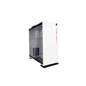 Gabinete In Win 303-c Led Rgb Blanco Mid Tower