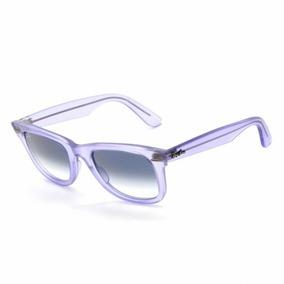 Oculos Ray Ban Wayfarer Roxo - Óculos no Mercado Livre Brasil b14d49096a