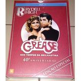 Blu-ray Grease - Ed. Especial 40 Anos + Fone De Ouvido Novo