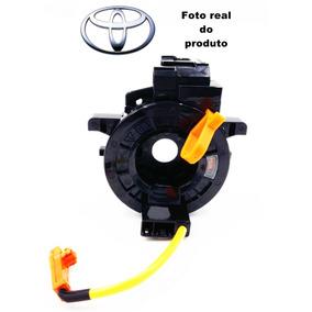 Cinta Airbag Toyota Hilux 2006/2015 Controle Som No Volante