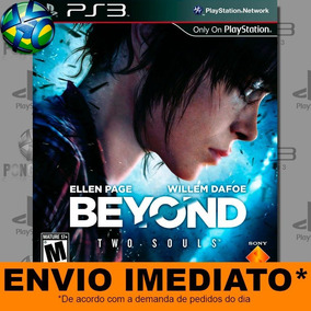 Jogo Ps3 Beyond Two Souls Psn Play 3 Mídia Digital