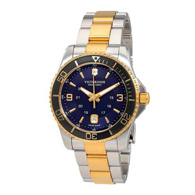 Relógio Victorinox Maverick Large Pr Swiss Army 241789 C/ Nf