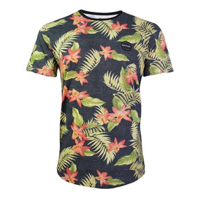 87113721b3c2b Camiseta Rip Curl Brashawatu Back Print Kanui - Camisetas para ...