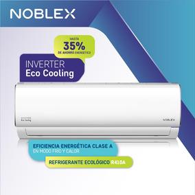 Aire Acondicionado Split Inverter Frio Calor Noblex 6000