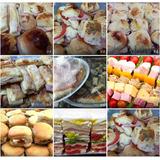 Servicio De Lunch Para 50 Personas + Mesa Dulce