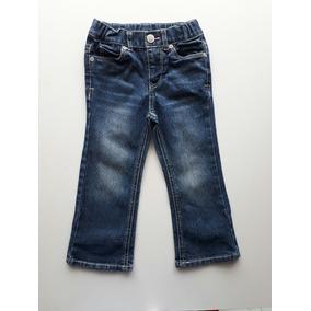Pantalón Mezclilla Para Bebé 3t Años, Cherokee 0773