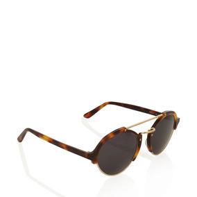 bd12cdfc6bd7c Illesteva Dourado Outros Oculos De Sol - Óculos no Mercado Livre Brasil