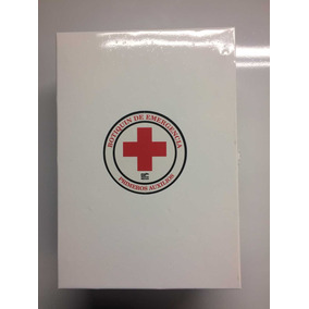 Botiquin Grande Urgencias Auxilios Medico Envio Gratis