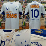 Camisa Cruzeiro - Olympikus - 2012 -  10 Montillo - G aef494064d8da