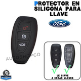 Forro Protector Llave Ford 3 Botones Focus Fiesta Ecosport