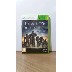 Halo Reach Xbox 360 Seminovo