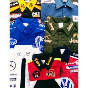 Camisas Escuderia F1 Nascar Rally Caballero Dama Niños 839a3dd5a9be0