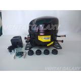 Compresor De Nevera 1/6hp R134 110v Landfoss Kit Completo