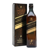 Licor Whyskie Johnnie Walker Double Black Litro