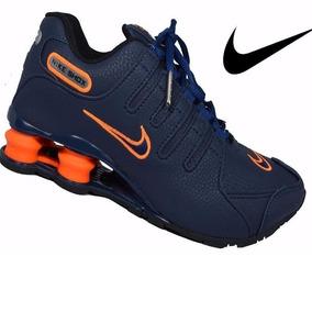 Tênis Masc E Femino Nike Nz 4 Molas Na Caixa Original Barat 22f852178eb26