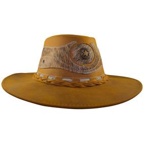Sombrero De Piel Cherokee