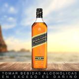Whisky Johnnie Walker Black Label / Etiqueta Negra 750 Ml