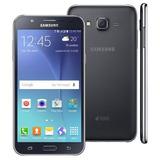Samsung Galaxy J7 J700m/ds Preto Original Nacional Vitrine