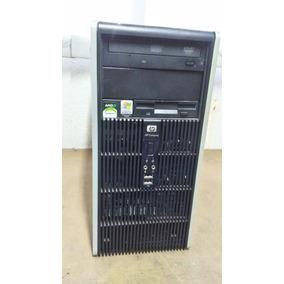 Cpu Hp Compaq Modelo Dc 5750 Microtower - Hd 80 Gb - Usado