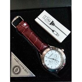 Reloj Encendedor Recargable, Con Cable Usb. Envío Gratis
