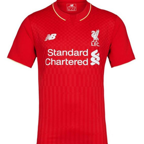 Camiseta Liverpool 2016 New Balance Talle Xl Original Oferta